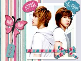 YunJae - Love You, Be Mine by s2Faye