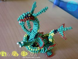 Rayquaza by HiloDePlata