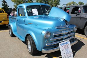 Metallic Blue Fargo by KyleAndTheClassics
