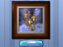 Owen and Izzy family-Sims 3 by pudn