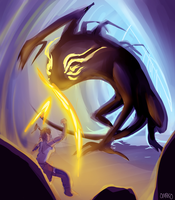Book 2: Spirits by artist-omako