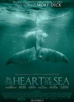 In the Heart of the Sea - Poster US by DanielWarner123