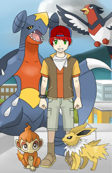 Pokemon Trainer Creation Bill by YuGiOh5DsDuelist