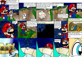 Super Mario Galaxy - Pg 14 by paratroopaCx