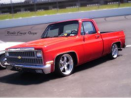 Chevy Truck by prowler09