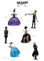 Mozart L'Opera Rock by Honey-Lady-Bee