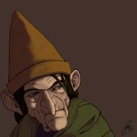 Old Lady by Rucalok