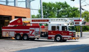 CFD Truck 520 by wolvesone