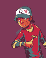 Clem by MidoriLied
