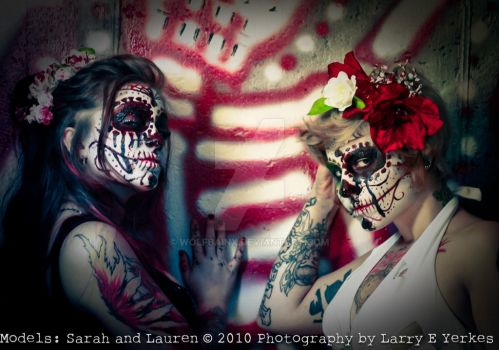 sarah and lauren 6 by wolfbainx