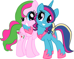 Besties by asdflove