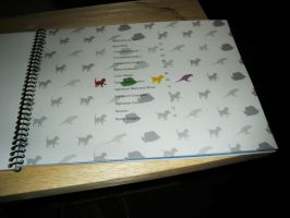 Brand Book Inside Cover by HurricaneChiela