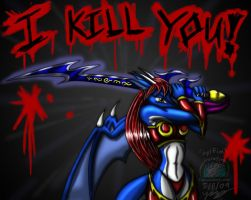 Sylfia Kills You. by Snowfyre
