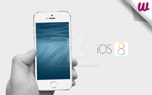 ios-8-official-iPhone by WallforAll