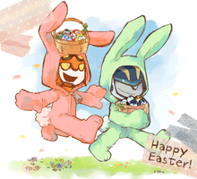Easter 2012 by doublejoker00