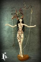 Octopus doll bjd by Aidamaris  Forgotten Hearts by FHdolls