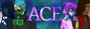 ACE banner for Tapastic by RhodArt