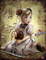 Alvis - last exile -mrcool1 by CrazyHunkLord