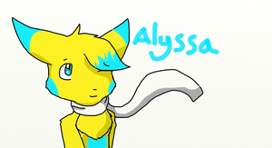 Alyssa by SparkyChan23
