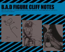 B.A.D Cliff Notes ready for print :) by FUNKYMONKEY1945