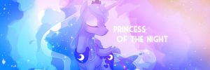 Princess of The Night - Forum Signature Request by Azery