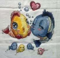 fish family by elanor-V