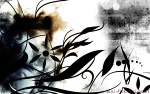 Abstract wallpaper-GIMP by Mini-nick