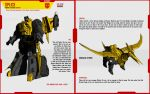 DINOBOT SPLICE by F-for-feasant-design