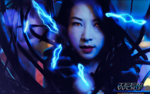 TEENWOLF FANART: ARDEN CHO: ELECTRIC by CSuk-1T