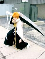 ACEN 09: Ichigo cosplay 2 by red-cluster