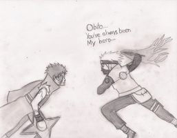 To Kill the Current Obito by MCab719