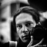 Autoportrait on street by ylf13