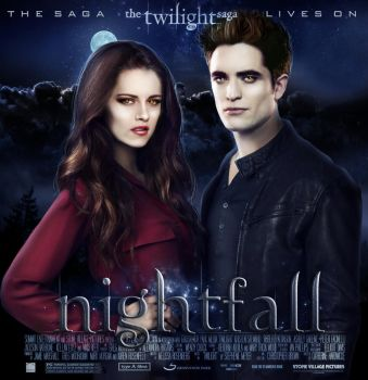 The Twilight Saga lives on: Nightfall by TheSearchingEyes