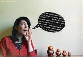 Speak Russian by fungopolly