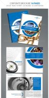 Industrial Corporate Brochure by TonyB3