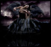 Music From an Angel by christel-b