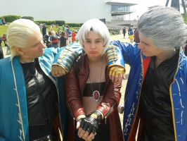 dante and vergil's by DanteJackpot
