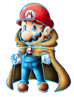 PA -= King Mario .:SHOW RESPECT TO THE KING!:. =- by Miapon