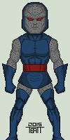 Darkseid by EverydayBattman