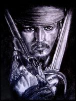 Jack Sparrow by Ruth-Tay