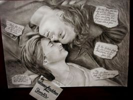 The fault in our stars by LauraKordikova