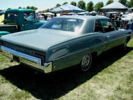 1968 Pontiac Catalina 2 door sedan by RoadTripDog