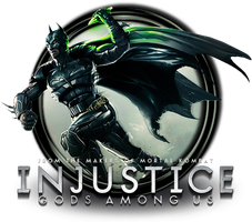 Injustice Gods Among Us Batman by xDarkArchangel