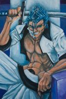 Grimmjow by Puppy-Chow