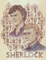 Sherlock book cover *not real by nastardch
