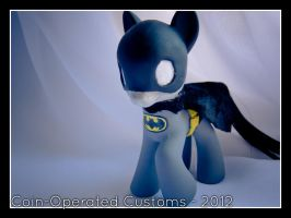 Batpony - The hero that Equestria deserves by chickygrrl