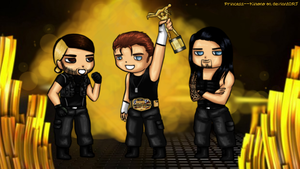 Slammy Awards 2013 : The Shield by Princess--Kimono