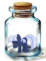 Bottled Up: Silverlay (Sad) by Songbreeze741