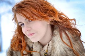 Ygritte cosplay by NatalieCartman