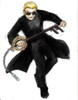 Heartblade Wesker by jameson9101322
